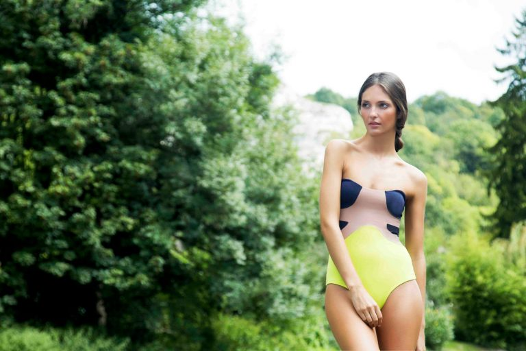 luz collection swimwear organic GOTS
