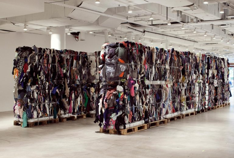 Maja Weiss Vogue Copenhagen Sustainability Recycle