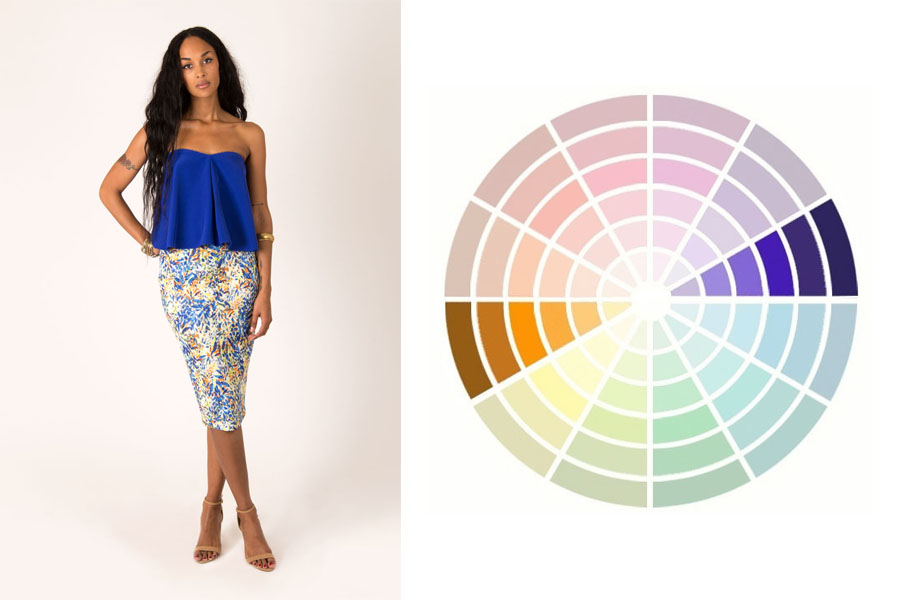 Laure Derrey conseil en image colorimetry opposite
