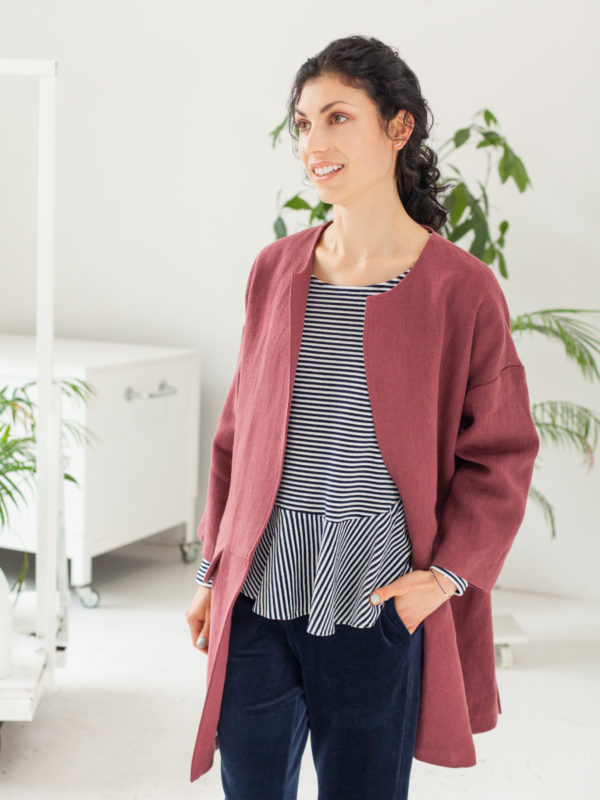 Daniela Salazar ethical fashion sustainable made in Berlin
