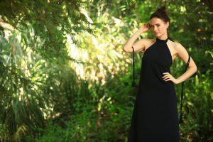 Annaborgia vegan couture wedding gowns