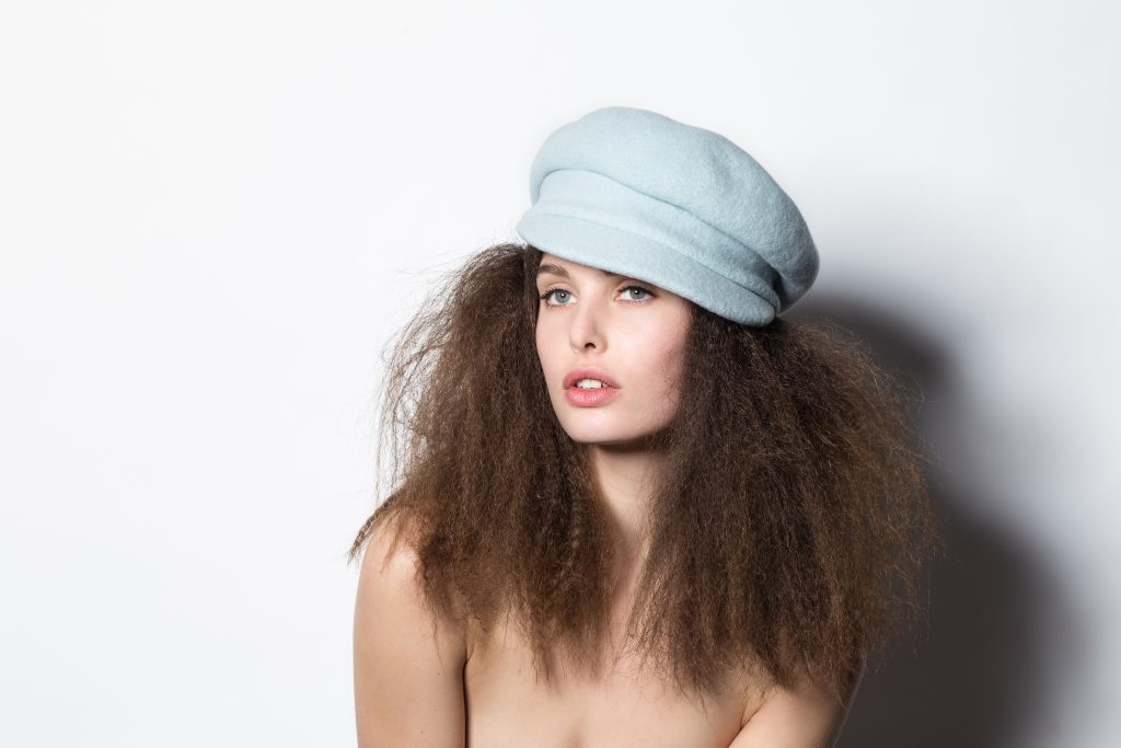 Laulhere Collections modèle Ursa casquete Gavroche laine merinos