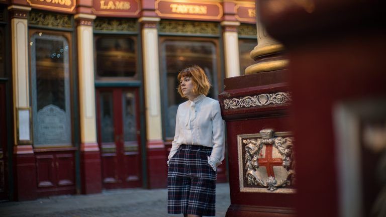 so british leadenhall market tartan burberry vintage