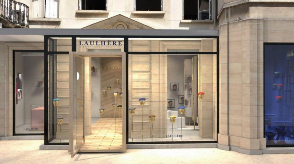 Laulhere Paris rue du faubourg st honoré