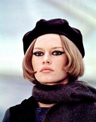 Laulhere Brigitte Bardot beret