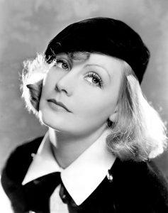 Greta Garbo Beret