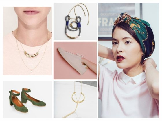 wishlist envie de printemps collage substantifique mode
