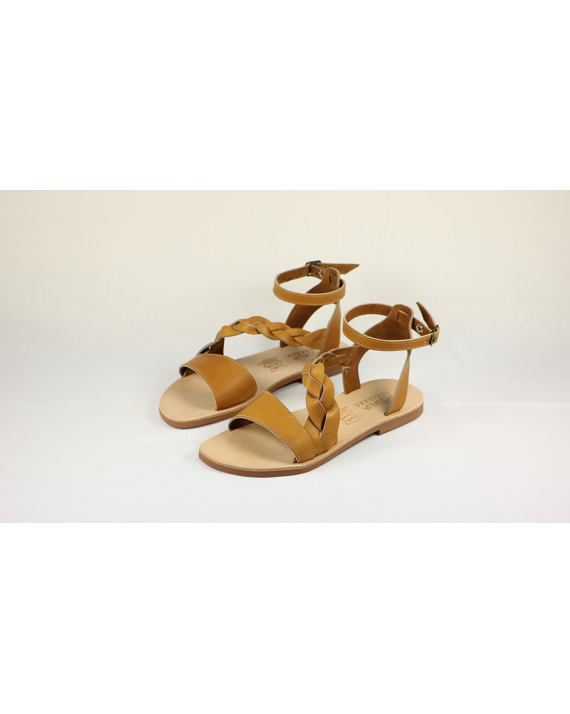 sélection estivale accessoires SS17 massalia sandales tresses made in France