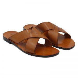 Jules et Jenn sandales mules cuir selection soldes
