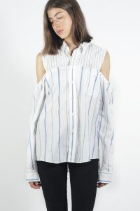 Wylde upcycling chemise selection soldes