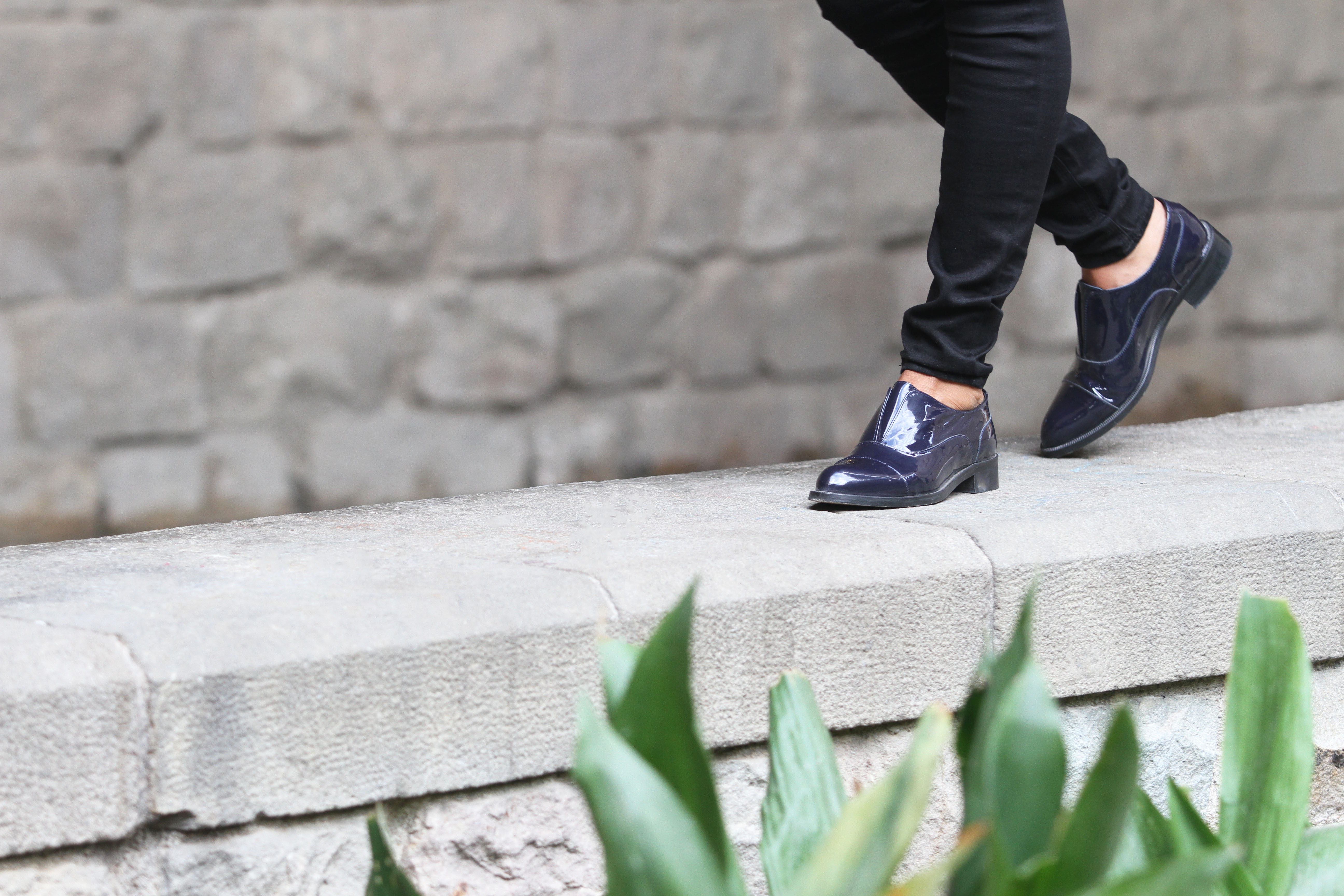 Jules & Jenn les collections chaussures femme derbies
