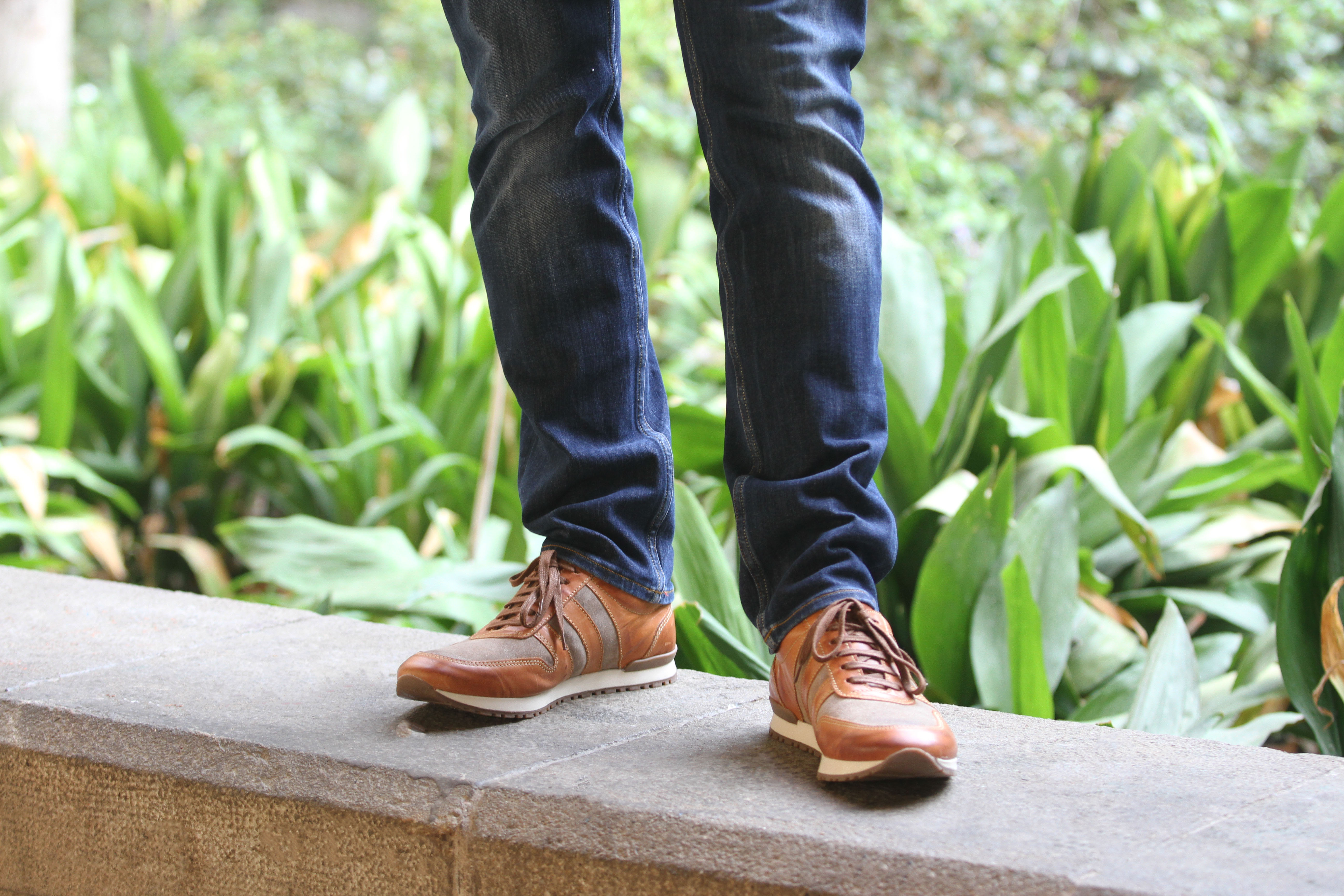 Jules & Jenn chaussures homme sneakers