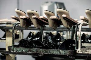 jules jenn production atelier chaussures femme italie