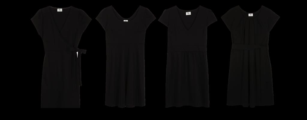 mademoiselle paris la petite robe noire