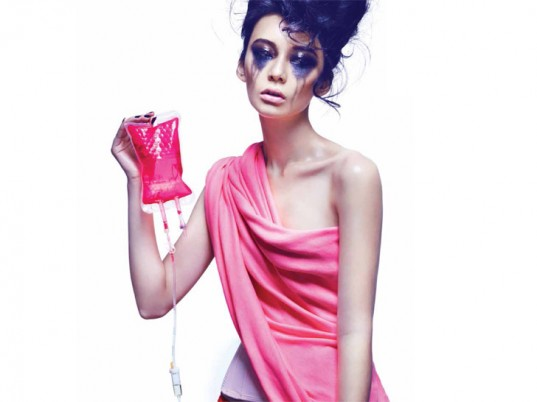 Ecouterre Toxique Zara Garment
