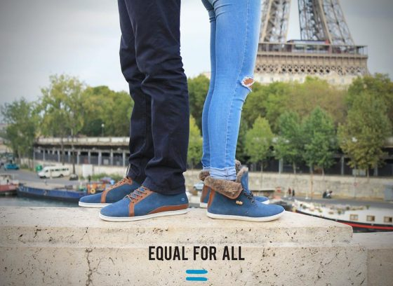 Equal for All Chaussures mode éthique