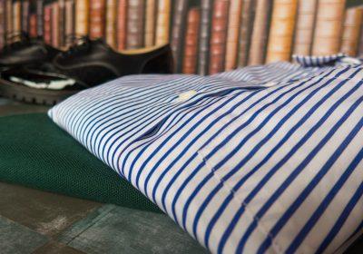 Stripes shirt chemise rayure Jean Paul Gaultier