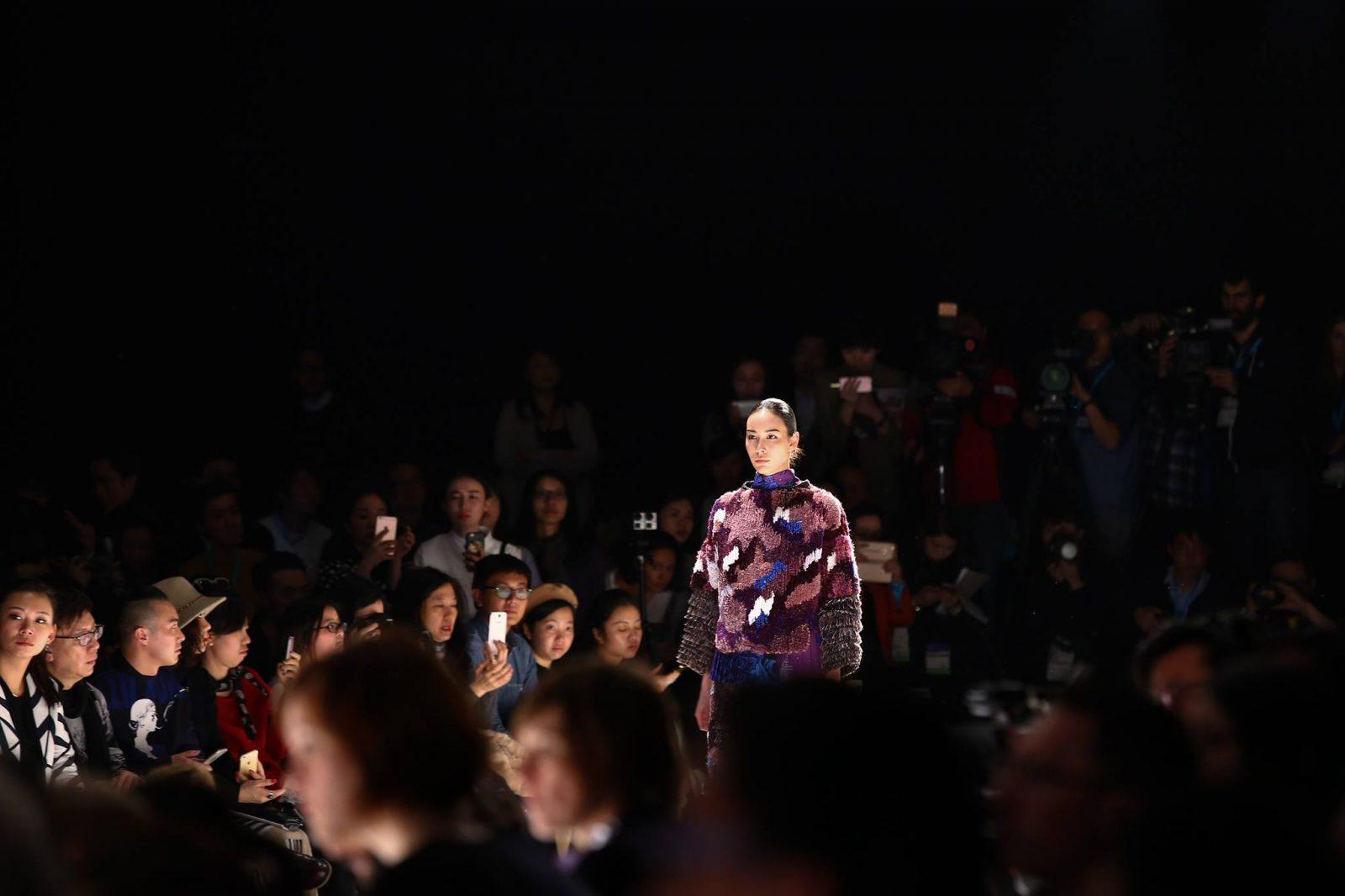 Frontline Fashion EcoChic Design Award Hong Kong Sustainable fashion